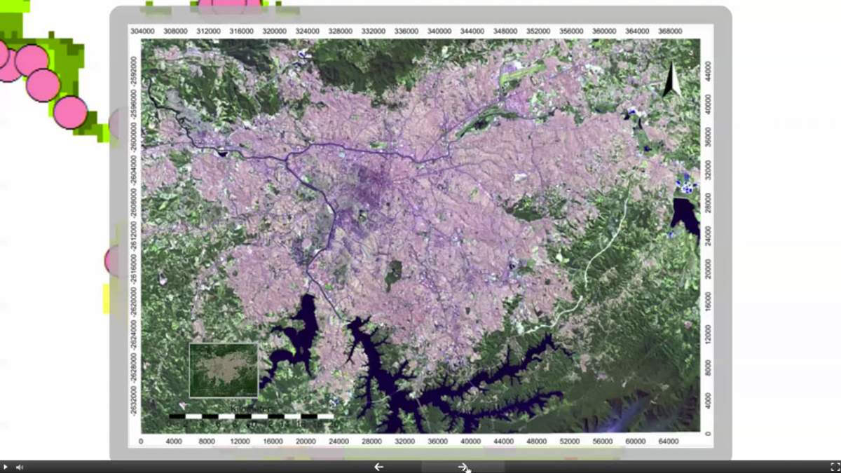 The World Urban Database and Access Portal Tools (WUDAPT) : Visualizing and Mapping Urban Morphology and Land Cover of Chinese Cities