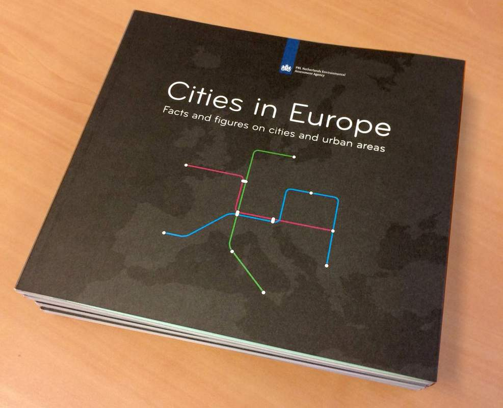Cities in Europe – Facts and figures on cities and urban areas